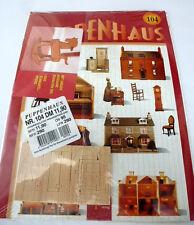 Del Prado Puppenhaus rote Serie Heft 104 / NEU / OVP / Maßstab 1:12 / Spielhaus