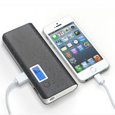 Portable 50000mah External 2usb LCD LED Power Bank Battery Charger for Iphone7 8