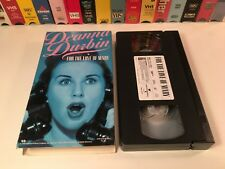 For The Love Of Mary Musical Comedy VHS 1947 Deanna Durbin Donald O'Connor 40's