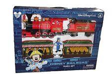 Walt Disney World Resort Railroad Train Set SHIPS FOR CHRISTMAS