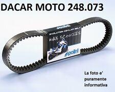 248.073 COURROIE VARIATEUR POLINI KYMCO MXU 250 Jusqu'à 04 MAXXER 300 YUP 250