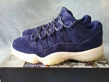 """Nike Air Jordan 11 Retro Low Re2pect """"Jeter"""" AV2187-441 Size 8.5"""