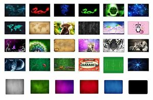 Silmo Mauspad vernähter Rand Gr. S / L / XXL Büro Homeoffice Gaming Mousepad