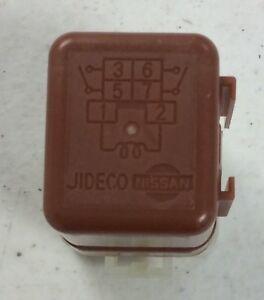 OEM RY412 NEW Rear Window Defogger Relay