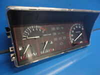 CLASSIC MG METRO 1300cc ORIGINAL DASH SPEEDO-REV COUNTER-DIALS CLOCKS 1275-GTA-