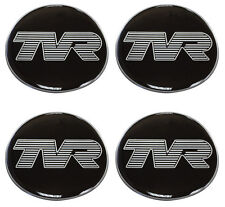 TVR Self Adhesive Set of 4 Gel Wheel Centres Choice of Sizes