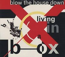 Living in a Box Blow the house down (1989) [Maxi-CD]