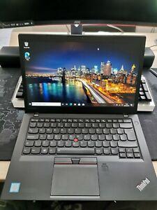 "Lenovo Thinkpad T460s Core I5 6300u 20Gb Ram 256Gb SSD 14.1"" FHD IPS TouchScreen"