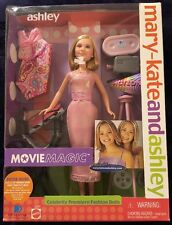 Mary-Kate and Ashley Movie Magic Ashley Doll-Some Box Flaws