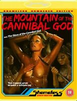 Nuovo The Mountain Of The Cannibal God Blu-Ray (SHAM210)