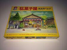 Dagashi-ya (nostalgic candy & toy store) sealed model kit from Japan - FREE SHIP