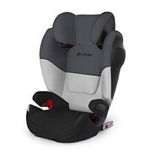 Cybex Silver Solution M-fix SL silla de coche grupo 2/3 Isofix Gray Rabbit/...