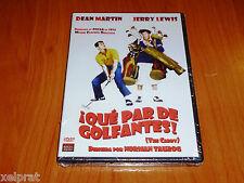 QUE PAR DE GOLFANTES / THE CADDY - Dean Martin / Jerry Lewis - Precintada