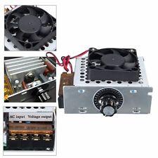 4000W AC SCR Voltage Regulator Dimmers Electric Motor Speed Controller 220V FAN