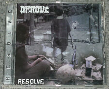 "Opaque ""resolve"" CD (Root Of All Evil Records 2002) US import CD DEATH METAL"