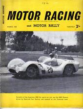 Motor Racing 03/1960 Argentine & NZ GP Supercharging Oulton Park Condor FIA +