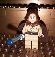 Lego Star Wars Figur Obi-Wan Kenobi mit Waffe Laserschwert Minifig 7962