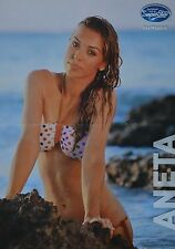 ANETA SABLIK - A3 Poster (ca. 42 x 28 cm) - DSDS Clippings Fan Sammlung NEU