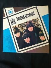 The Beatles - Greatest Lp Vinilo