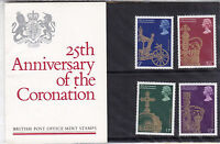 31 MAY 1978 CORONATION PRESENTATION PACK PP 85 MINT CONDITION