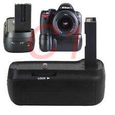 Battery Grip Holder for Nikon D40 D40X D60 D3000 D5000 DSLR EN-EL9 SLR Camera