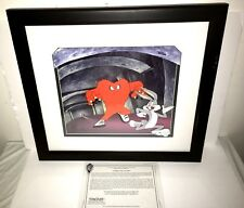 warner brothers bugs bunny gossamer cel a hare and a scare 3 dimensional cell