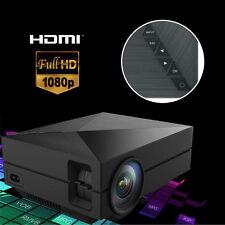 1000lm GM60 Mini Pico Portable Digital LCD LED HD Projector Home Theater Cinema
