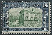 1930 REGNO MILIZIA 1,25 LIRE MNH ** - T160-2