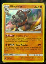 Pokemon RHYPERIOR 67/147 - Burning Shadows RARE HOLO - MINT!