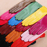 Womens Genuine Nappa Leather Classic Touch Screen Function Gloves On Sale #L180