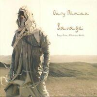GARY NUMAN SAVAGE (SONGS FROM A BROKEN WORLD) CD 2017