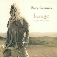 GARY NUMAN SAVAGE (SONGS FROM A BROKEN WORLD) CD 2017