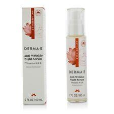 Derma E Anti-Wrinkle Night Serum 60ml Serum & Concentrates