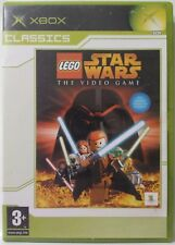 Lego Star Wars. The Video Game. XBox. Fisico