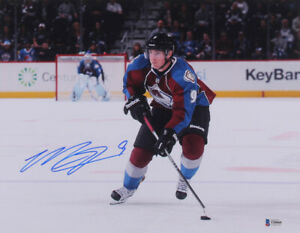 Matt Duchene Signed Colorado Avalanche 11x14 Photo Beckett