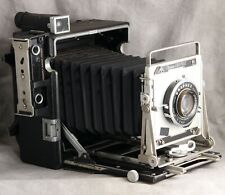 4X5 Pacemaker Crown Graphic, Spring Back, 135mm Optar, Good User Needs TLC