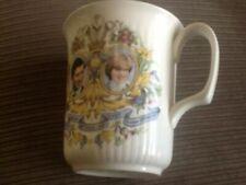 Princess Diana Wedding Cup Royalty Collectables