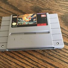 Wing Commander Super Nintendo SNES Game Cart Tested Works PC5