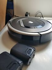 iRobot Roomba 870 Automatic Vacuum Cleaner Works Great W/ Charger