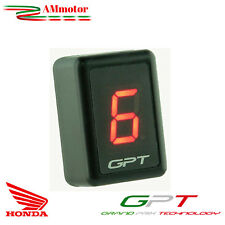 Contamarce Gpt Honda CBR 1000 RR 08 2008 Plug & Play Gear Display Led Rosso Moto