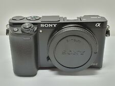 Sony Alpha A6000 Mirrorless Digital Camera - Black (Body Only) BOXED