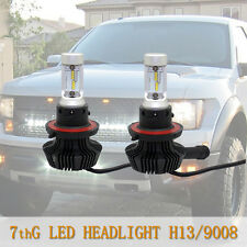 G 7th H13 9008 HID LED Conversion Kit Low / High Beam Lamp Car Headlight Bulbs