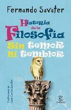 Historia de la Filosofia, sin temor ni temblor (Spanish Edition)-ExLibrary