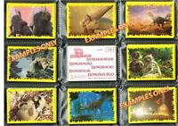 PANINI DISNEY DINOSAUR  PHOTOCARDS Pack of  6 Cards Sealed Free Ship