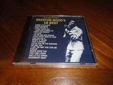 Brenton Wood - Brenton Wood's 18 Best CD - Soul Oldies