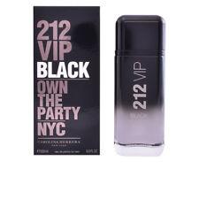 Perfume Carolina Herrera hombre 212 VIP BLACK edp vaporizador 200 ml