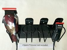 FREE $90 OSTER-AE Zebra Shear w/WAHL Universal Hair Clipper/Trimmer Holder*BLACK