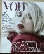 You Magazine 11 March 2012,UK, Scarlett Johansson
