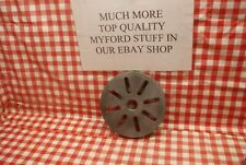 Nottingham  Myford  ML7 Super 7 , 7 inch faceplate WE DO NOT SHIP TO FRANCE,