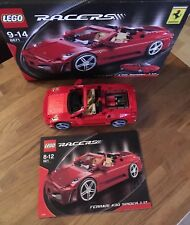 Lego Technic Technik Racers 8671 Ferrari F430 Spider
